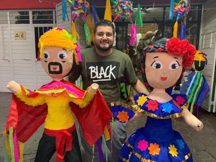 Piñatería tuxtleca promueve el amor por la Fiesta Grande de Enero 2cc18ee3 1ae0 4736 adec 20f05caf63cc