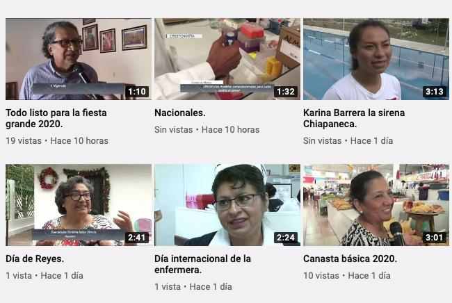 En picada la radio y televisión pública de Chiapas, pese a presupuesto millonario Captura de Pantalla 2020 01 08 a las 18.54.04