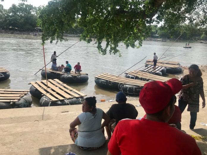 México será la opción de migrantes para quedarse; xenofobia, el reto a vencer Migrantes frontera sur 1