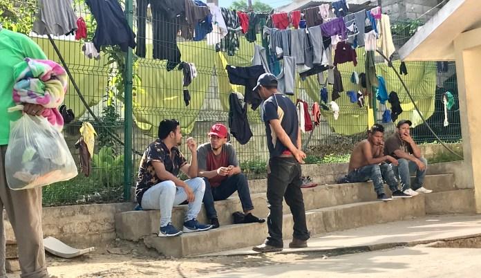México será la opción de migrantes para quedarse; xenofobia, el reto a vencer Migrantes frontera sur 4