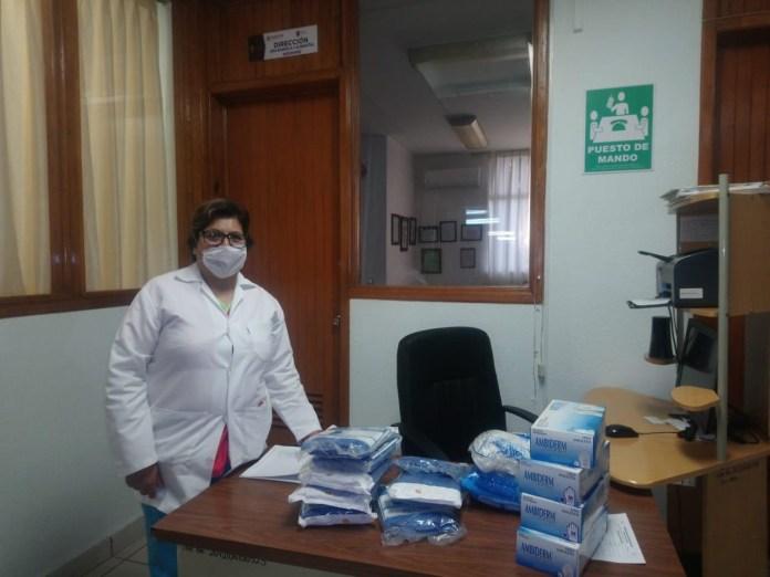 Preocupa falta de insumos para personal médico c5ae783a 7208 4419 9c97 f860d4cbce2d