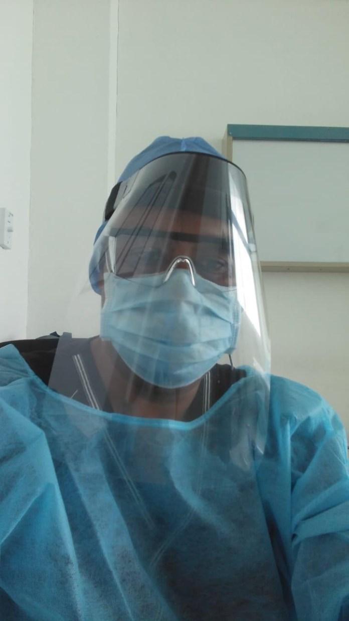 Preocupa falta de insumos para personal médico e3f3030e f65c 4100 9645 5d20db7d61ef