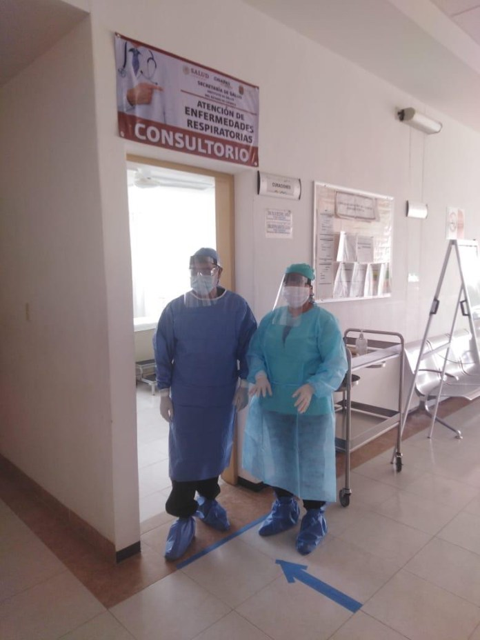 Preocupa falta de insumos para personal médico fc5f47ab a4e9 4e40 bc76 a7066cc8245f