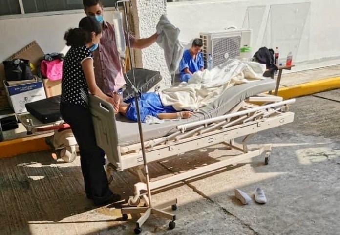 Dos clínicas Covid 19 al tope de enfermos en Comitán y Tapachula 841974CD C2C9 420E 9537 BF4A4280B60A