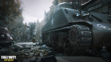 Call of Duty WWII screenshots 05