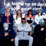 Luchadores piden regulación en el Día Nacional de la Lucha Libre