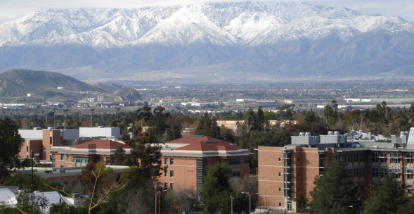 UC Riverside Student Housing
