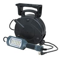 12 Watt LED Cord Reel Work Light