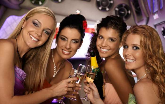 Alert Transportation Bachelor and bachelorette party limos