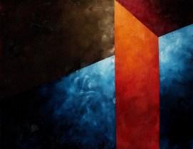 Abstracto 1 óleo