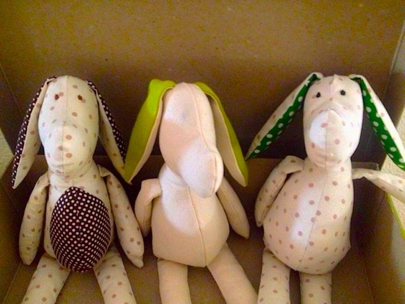 muñecos ecológicos ,slow life,2