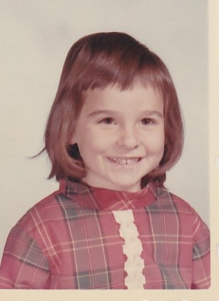The Kindergarden Haircut homestyle by my mother.