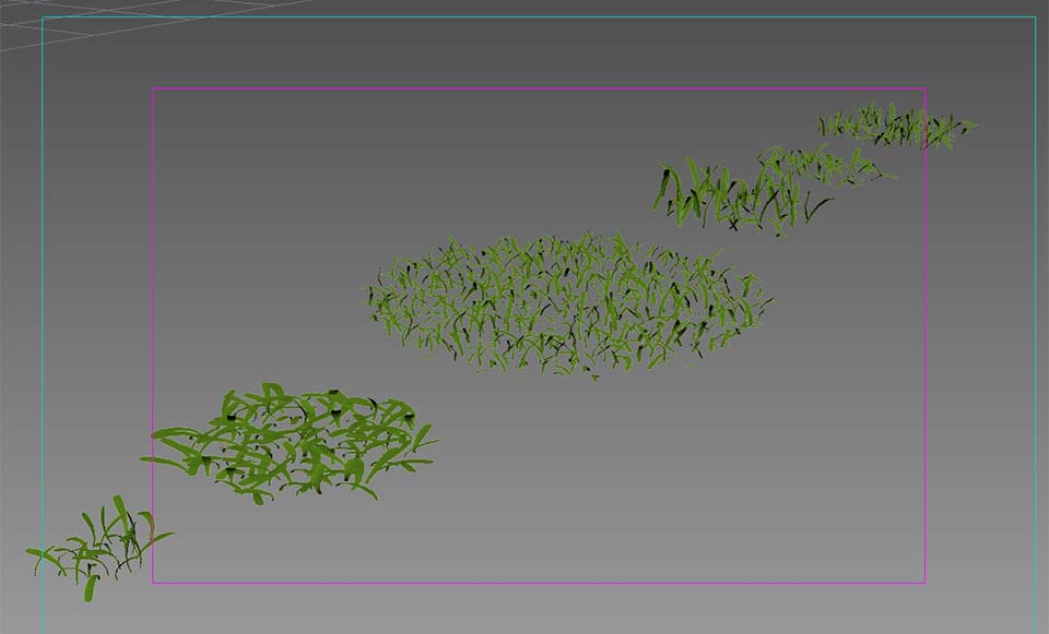 forespack-vray-grass