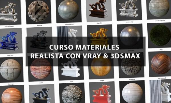 Materiales Realistas con Vray, Photoshop y 3dsmax