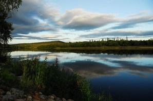 Lake Inari - Finlandia, Lapponia