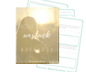 10 signs you are stuck | How to get Unstuck | Free Workbook | How to thrive | Personal Development | Self Help