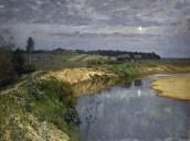 Silenzi Isaac Levitan - 1898
