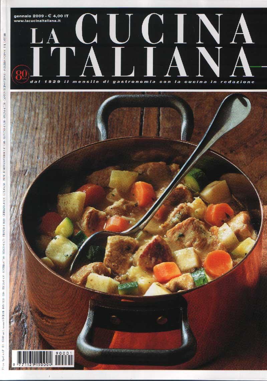 La Cucina Italiana For $499 Per Year  Fantabulously Frugal