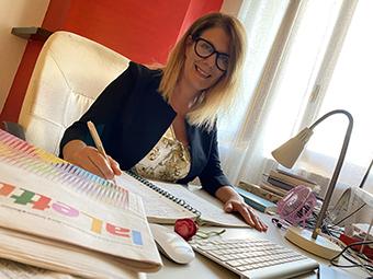 Alessandra Gianoglio - Autrice