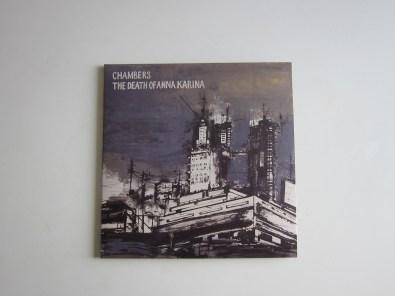 Artwork per il nuovo album dei Chambers e dei T.D.O.A.K. 2013