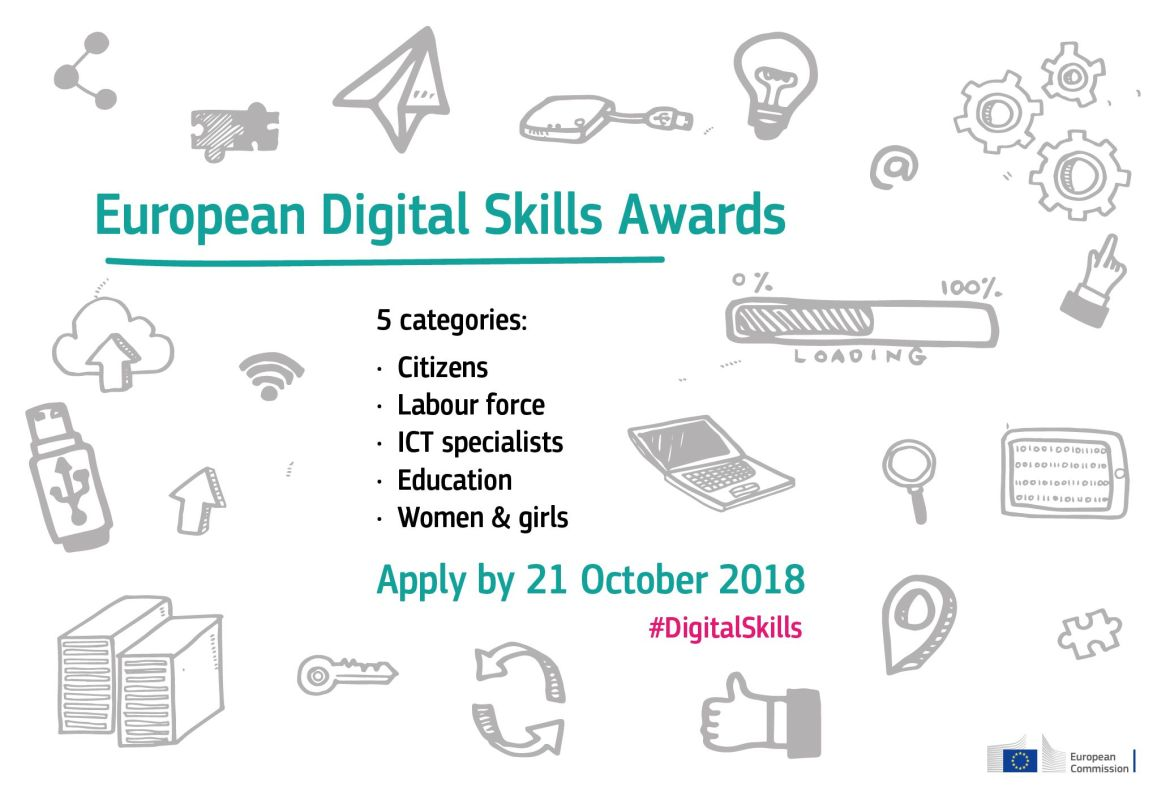 European Digital Skills Awards 2018
