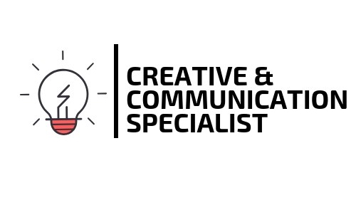 creative & communication specialist logo