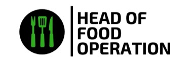 head of food operations logo