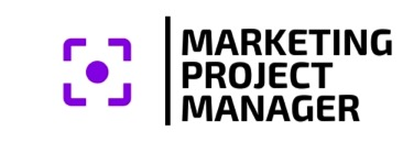 marketing project manager logo