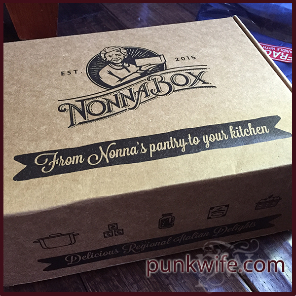 NonnaBox - Authentic and Gourmet Italian Products and Recipes Delivered Straight to Your Door