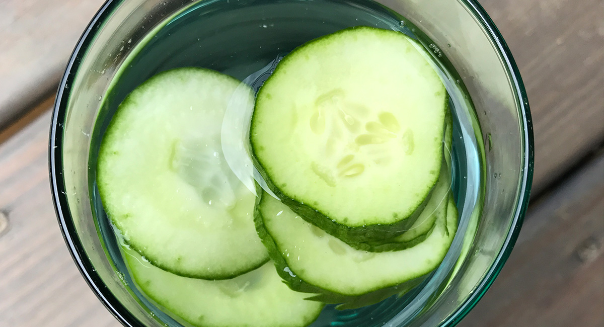 Healthy Cucumber Recipes