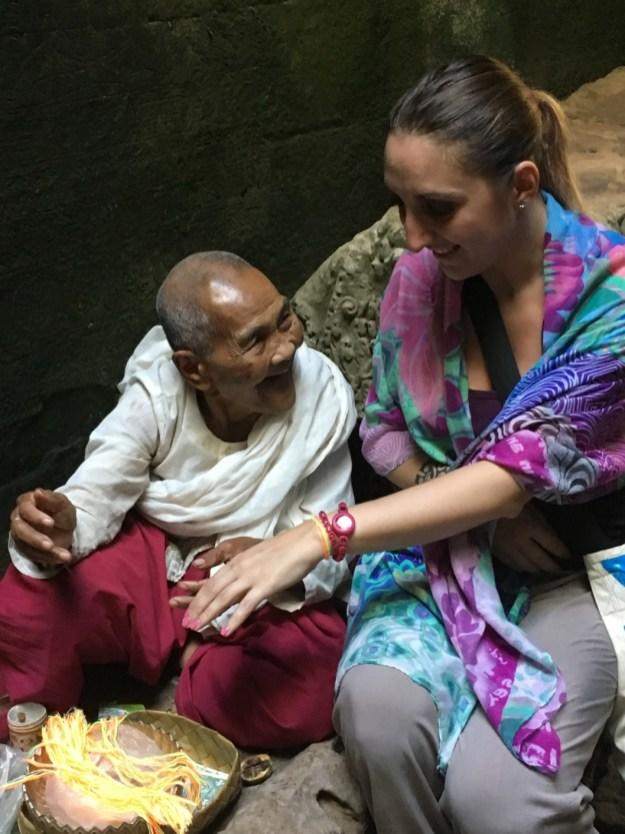 Benedizioni - Cambogia