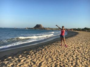 Spiaggia a Weligama - Sri Lanka