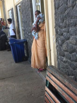 Aspettando il treno - Ella, Sri Lanka