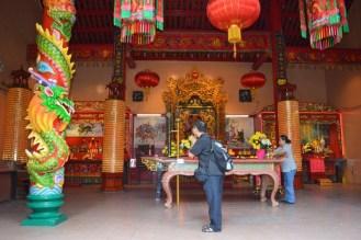 Tempio cinese - Singapore