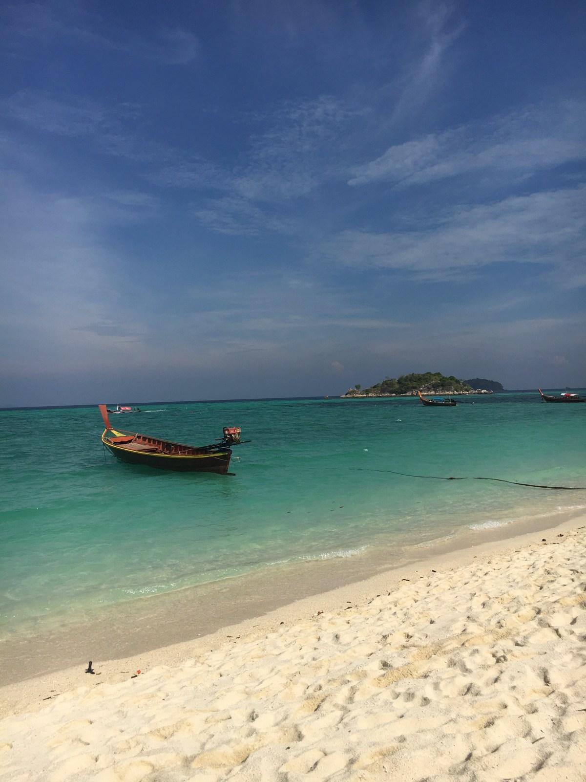 Un salto in paradiso – Ko Lipe