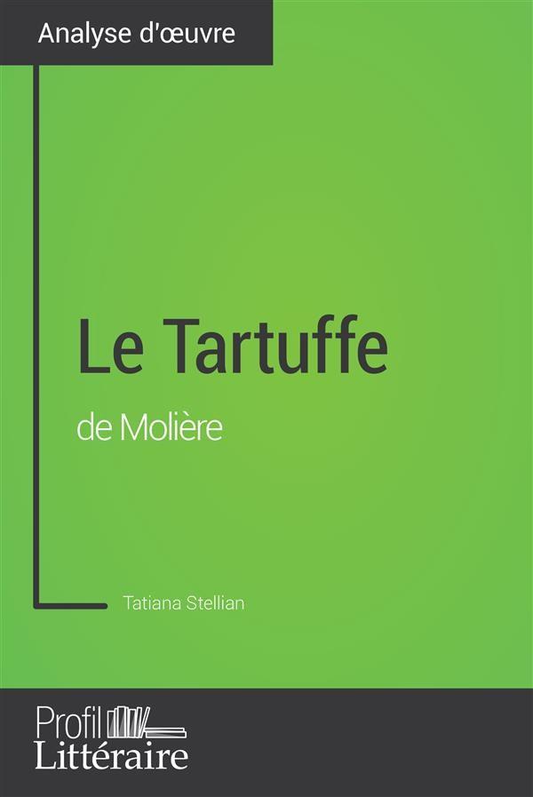 Tartuffe Analyse De L Oeuvre : tartuffe, analyse, oeuvre, Tartuffe, Molière, (Analyse, Approfondie), Librerie.coop, Versione