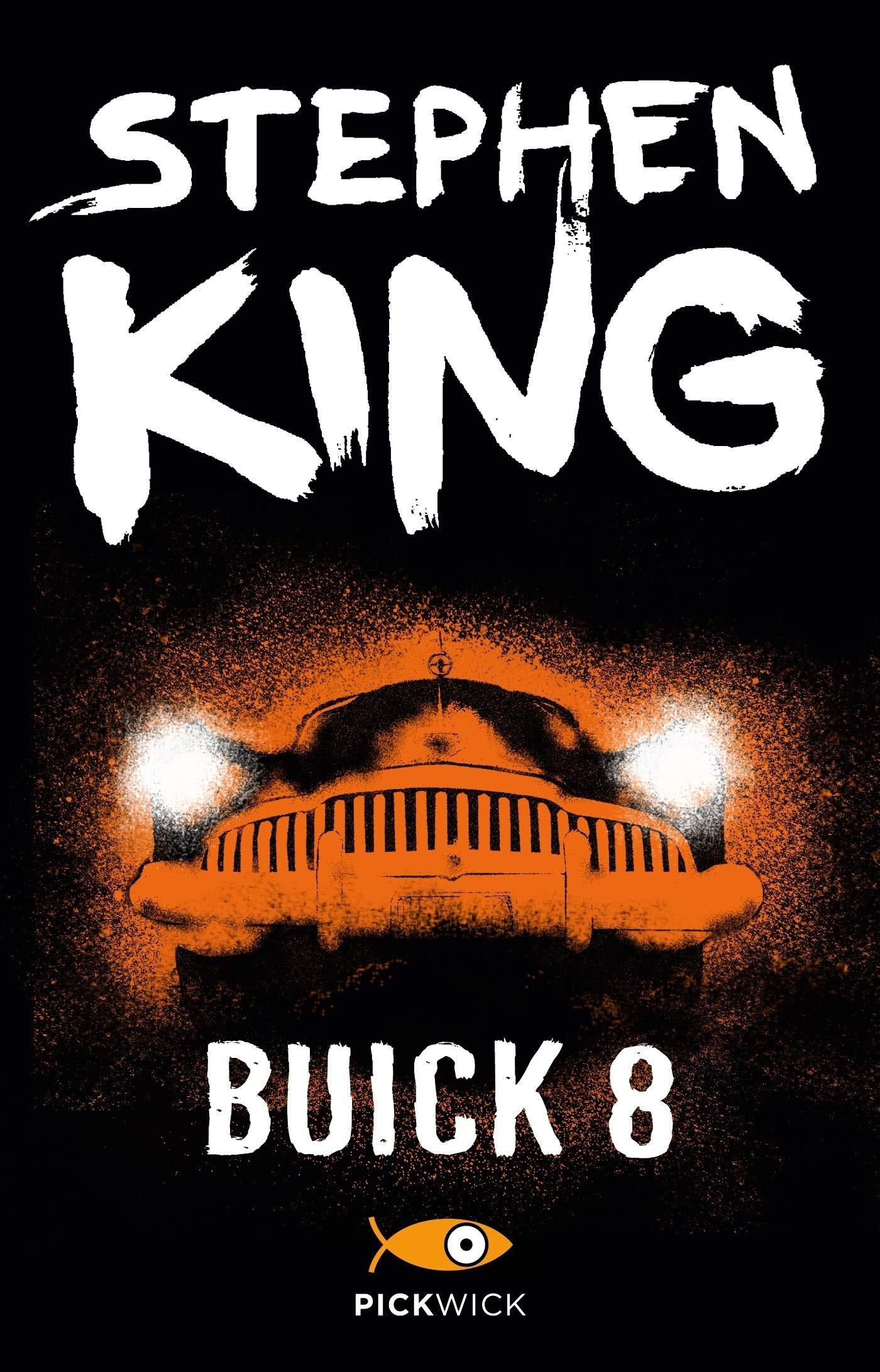 Buick 8 versione italiana Stephen King  Ebook Bookrepublic