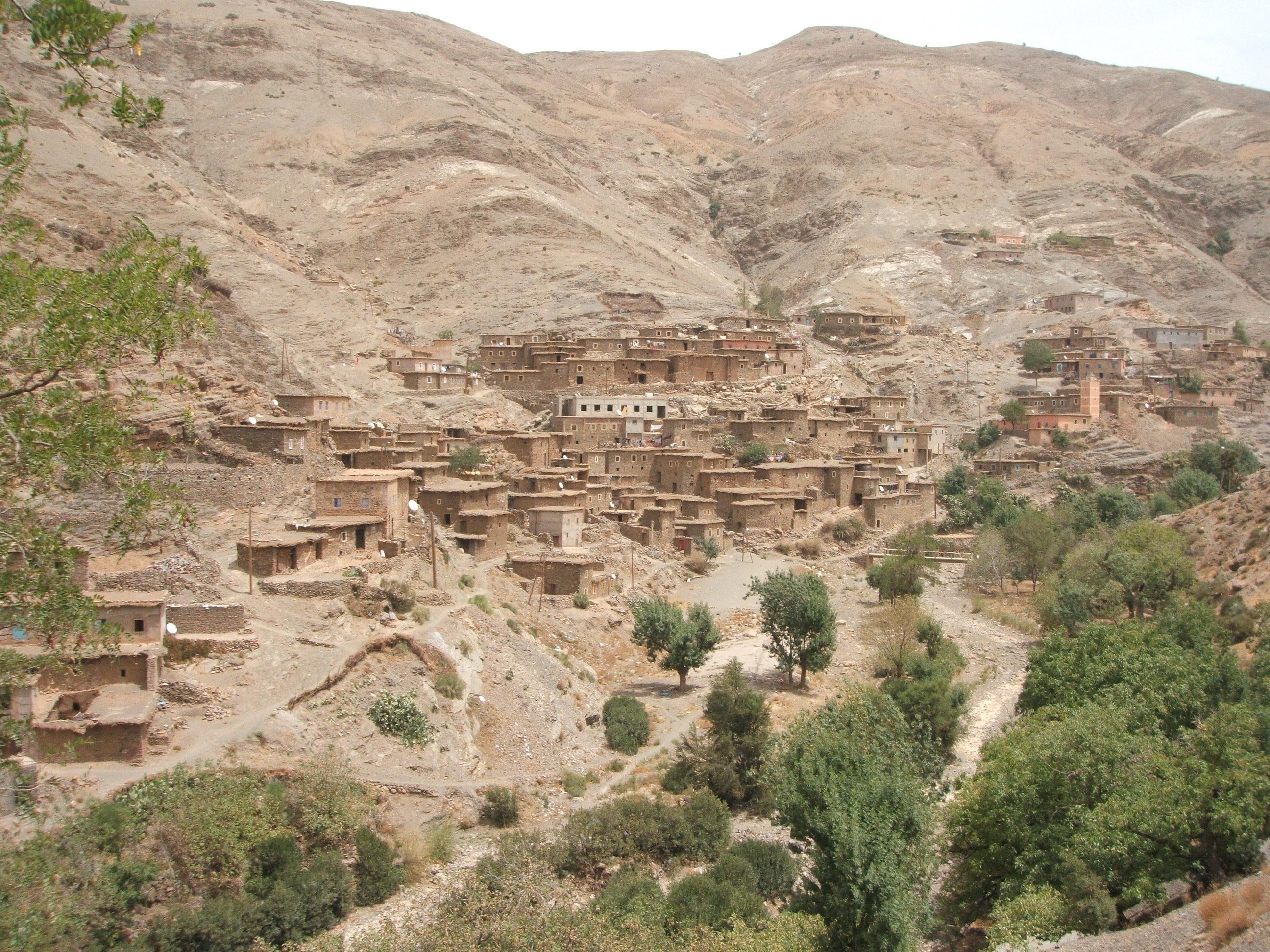 Marocco   la parola cresceva
