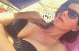 Nathalie Goitom selfie 1