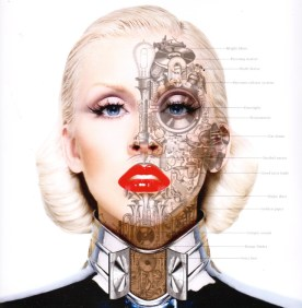 Cyborg Christina Aguilera