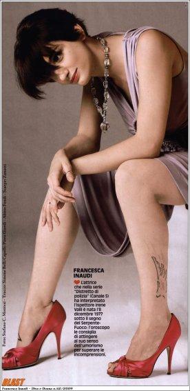 Francesca Inaudi 7