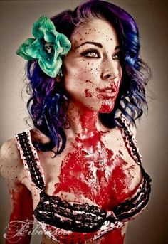 zombie girl 2