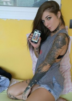 Sarah Ceccarelli AKA Refen Doe
