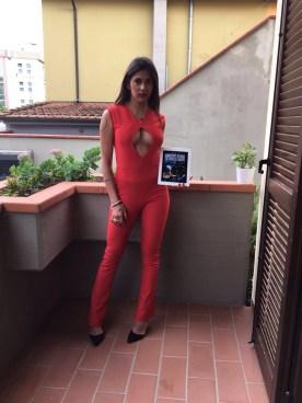 "Alexia Lapolla promuove ""Grosso Guaio in Paolo Sarpi"" - http://www.amazon.it/dp/B01CIEEYFC"