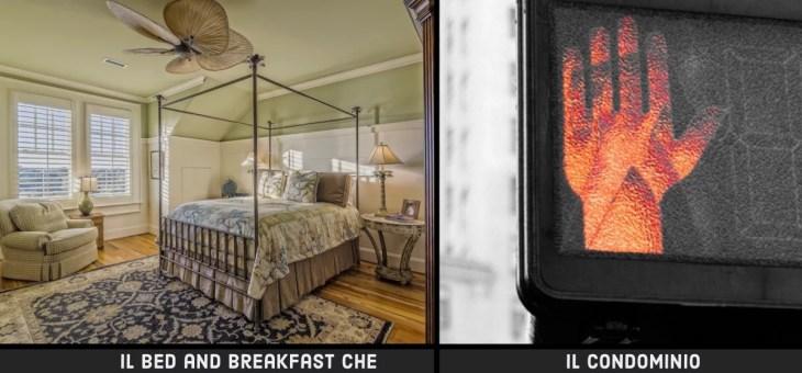 B&b, affittacamere, casa-vacanza e affini. Sei sicuro che stai per comprare o affittare l'appartamento giusto?