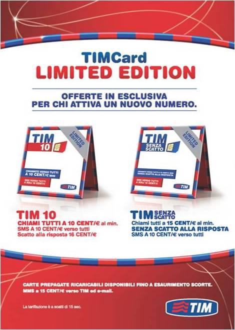TIMCard LimitedEdition.2 1