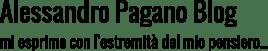 Alessandro Pagano Blog
