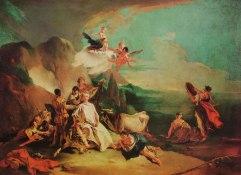 3 Gian Battista Tiepolo - il ratto d'Europa