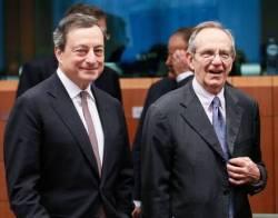 >>>/  PADOAN A BRUXELLES, LA UE: SBLOCCATI 12 MILIARDI PER ITALIA