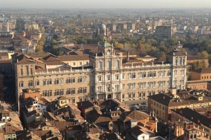 modena palazzo ducale guide modena